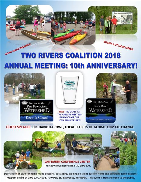2018 annual meeting flyer